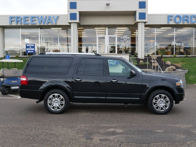Certified 2013 Ford Expedition Limited with VIN 1FMJK2A58DEF57313 for sale in Minneapolis, Minnesota