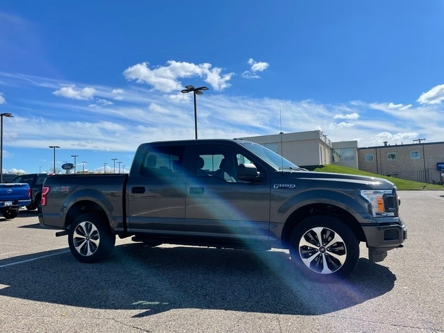 Used 2019 Ford F-150 Lariat with VIN 1FTEW1EP0KKC69509 for sale in Minneapolis, Minnesota