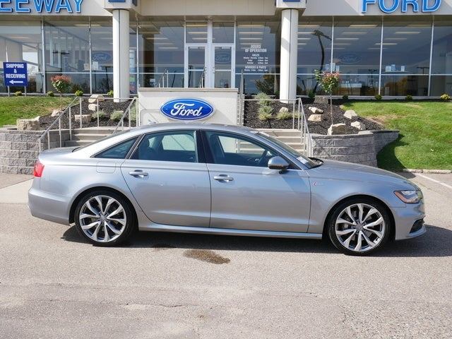 Used 2013 Audi A6 Premium with VIN WAUJGAFC8DN124157 for sale in Minneapolis, Minnesota